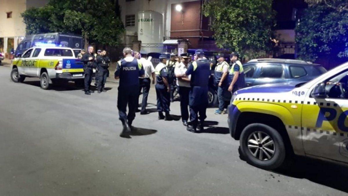 Se desplegará un fuerte operativo policial este fin de semana