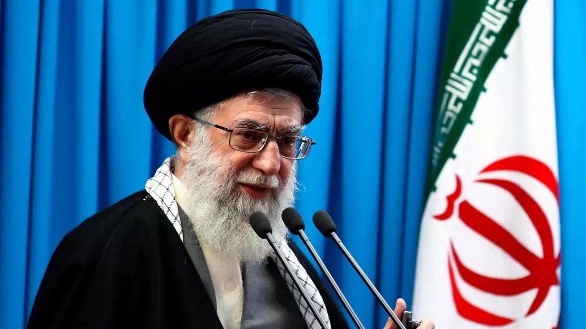Jamenei lamó a la unidad islámica frente a Estados Unidos