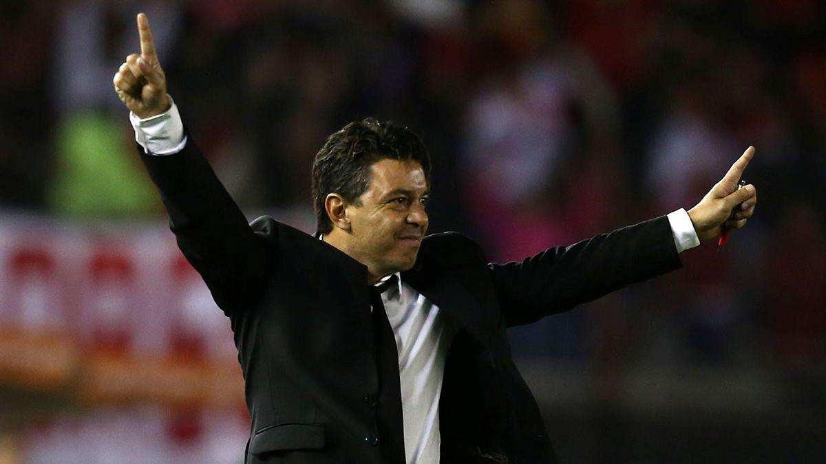 Marcelo Gallardo cumple 44 años y River le dio un regalo