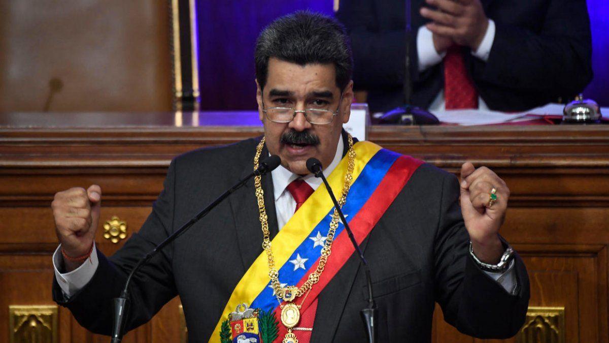 Maduro aseguró que está listo para un diálogo directo con Trump y Guaidó
