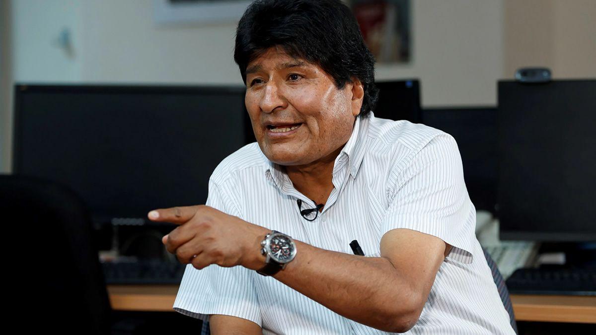 Evo Morales anunció quién será su candidato a presidente