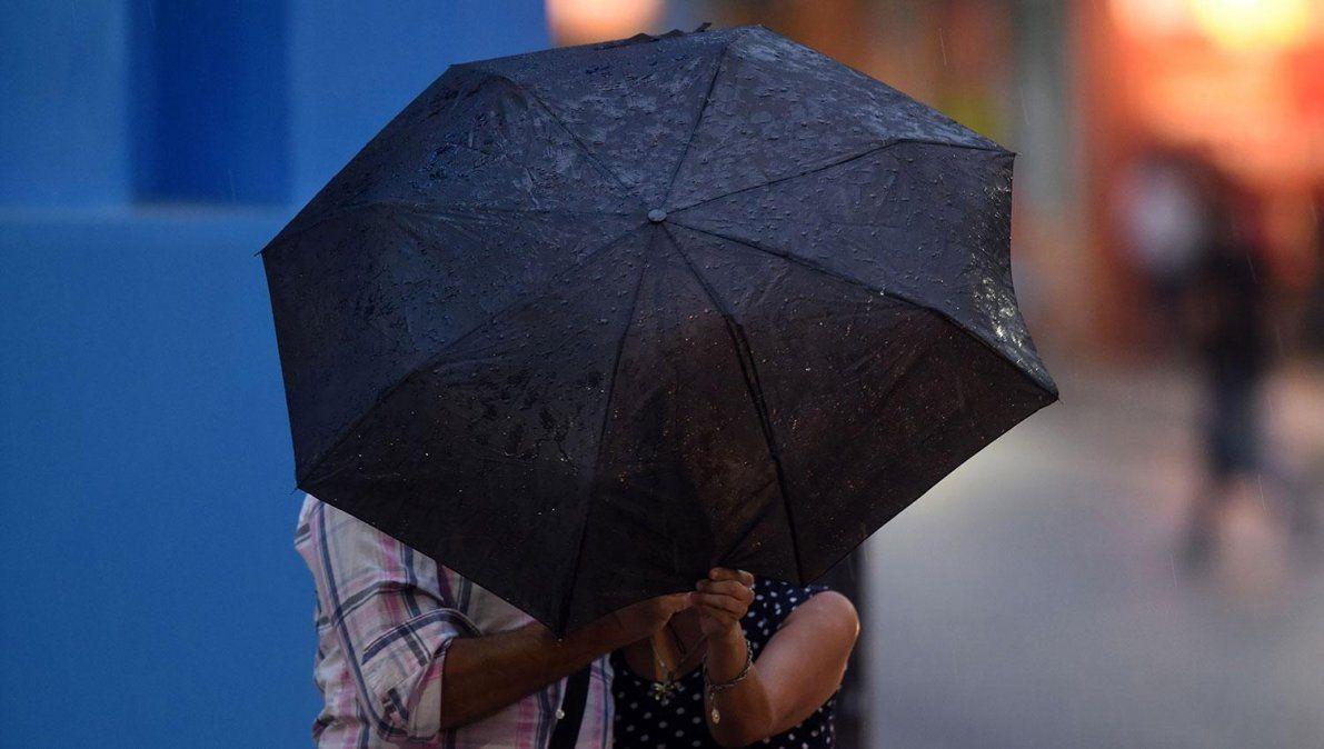 Tucumán se encuentra en alerta por tormentas fuertes
