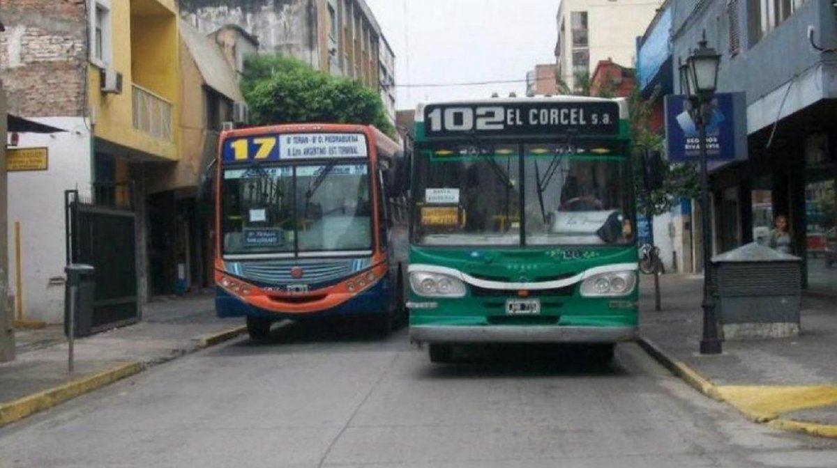 Transporte: se congelarán las tarifas hasta el 30 de abril