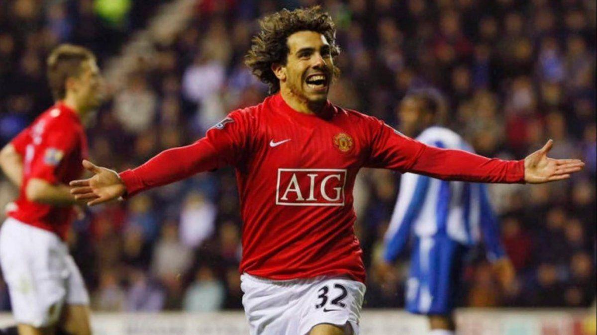 ¿Carlos Tevez es pretendido por el Manchester United?