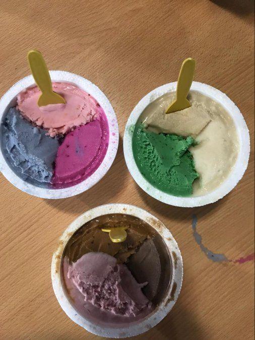 El Manantial: ¿probarías un helado sabor a humita o carbón?