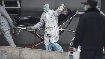 Hay 41 muertos y casi 1.300 contagiados por el coronavirus