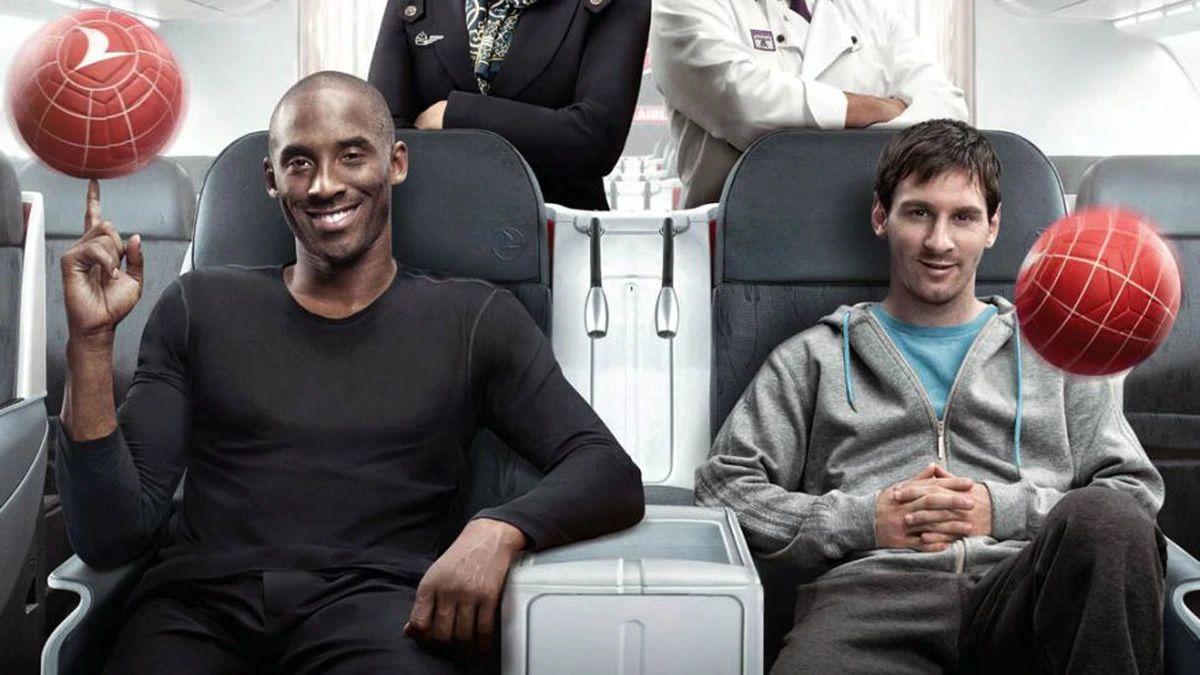 Lionel Messi sobre Kobe Bryant: Se nos fue un genio como pocos