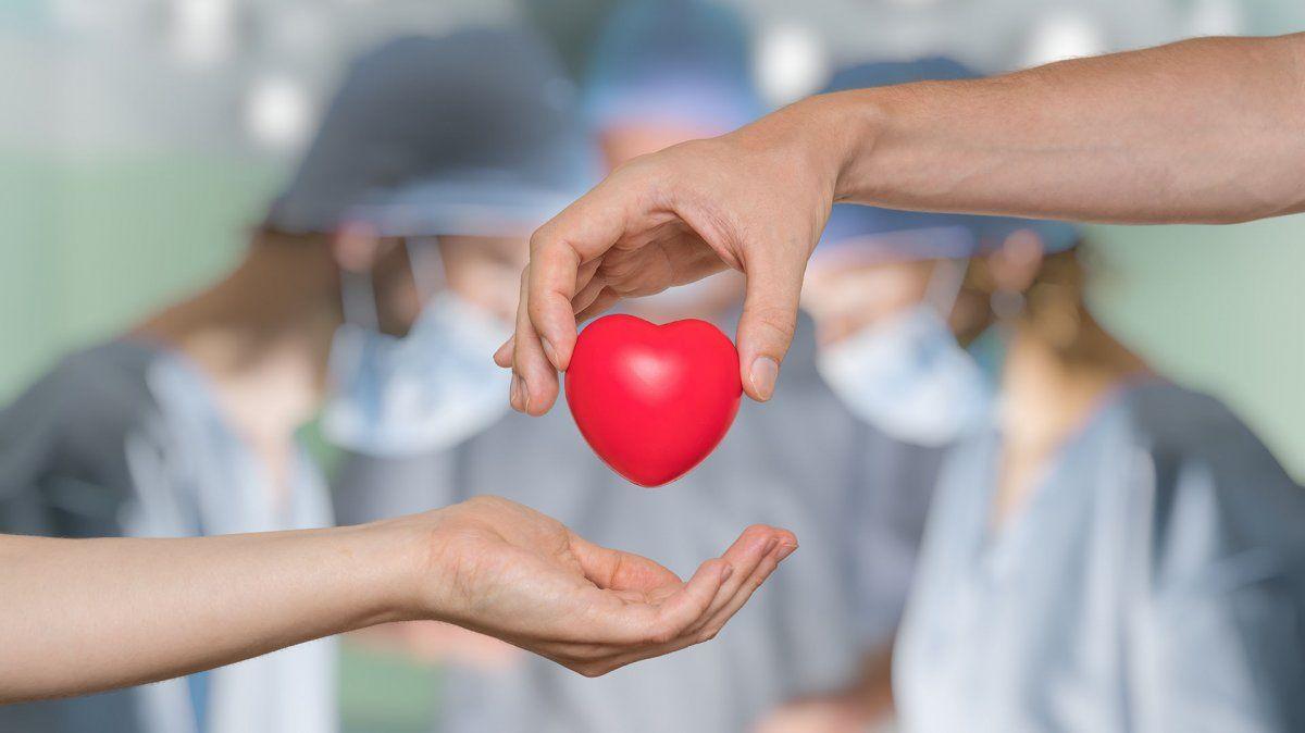 Donación de órganos: más de 250 tucumanos en lista de espera