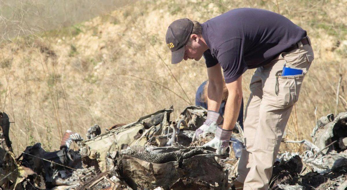 Muerte de Kobe Bryant: el motor del helicóptero no tuvo fallas