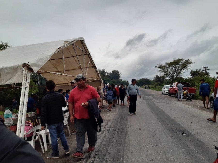 La Línea 19 realiza una colecta solidaria por las inundaciones