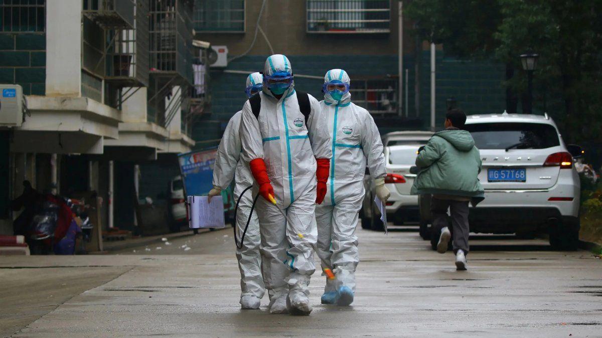 Se espera que la Comisión Nacional de Salud de China publique números para todas las provincias de China más adelante.