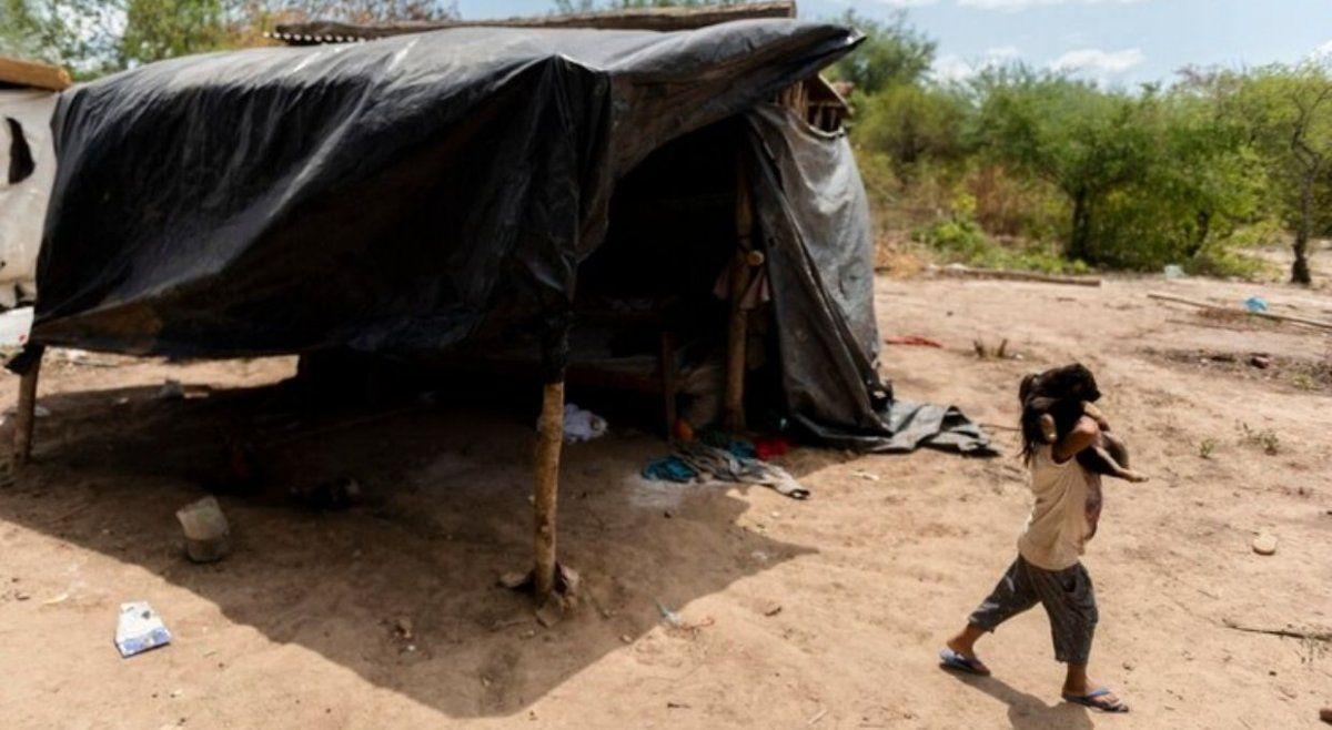 Salta: Son 12 los chicos internados por desnutrición
