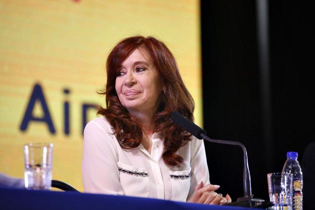 Contundente respuesta de Cristina Kirchner al FMI