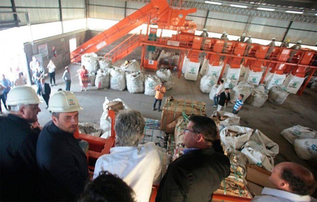 Juan Cabandié sobre la planta de reciclaje de Tafí Viejo: Es impresionante