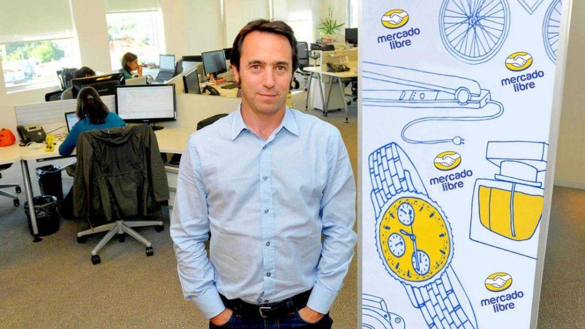 Galperin dejó su cargo como presidente de Mercado Libre