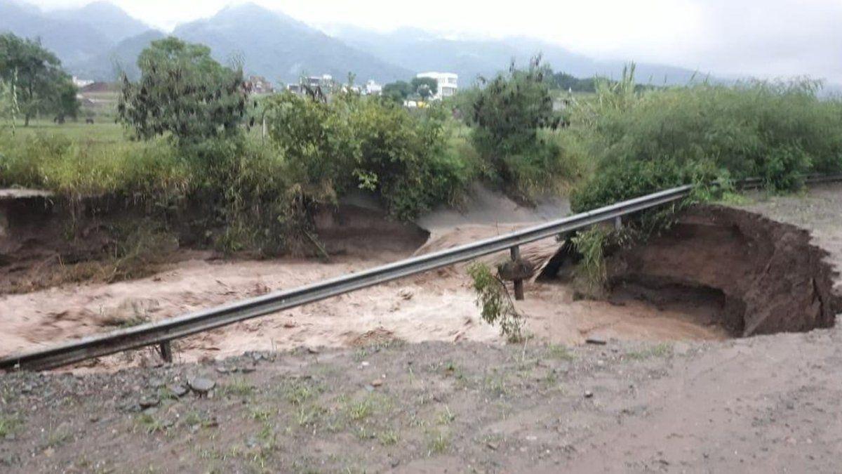 VIDEO Impresionantes imágenes de la tormenta en San Javier