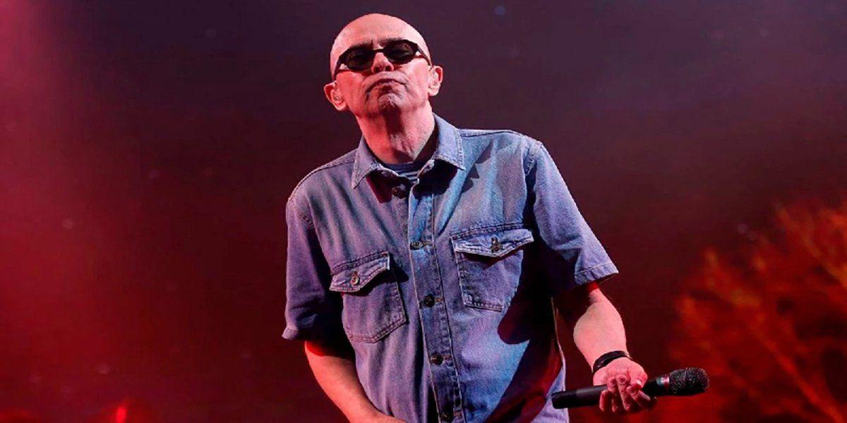 El músico subió un video bajo el títuloEl cantante tímido.