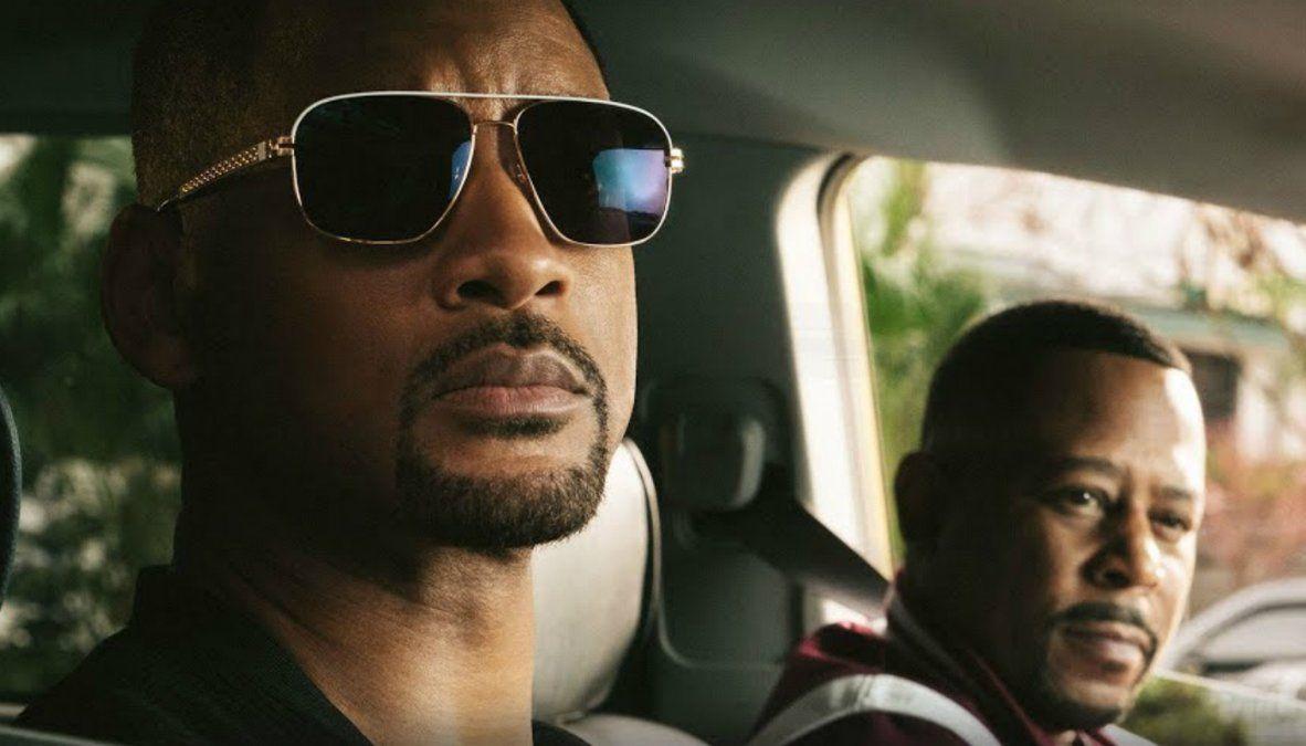 Bad Boys para siempre'. Una comedia que tiene de protagonista a Will Smith.