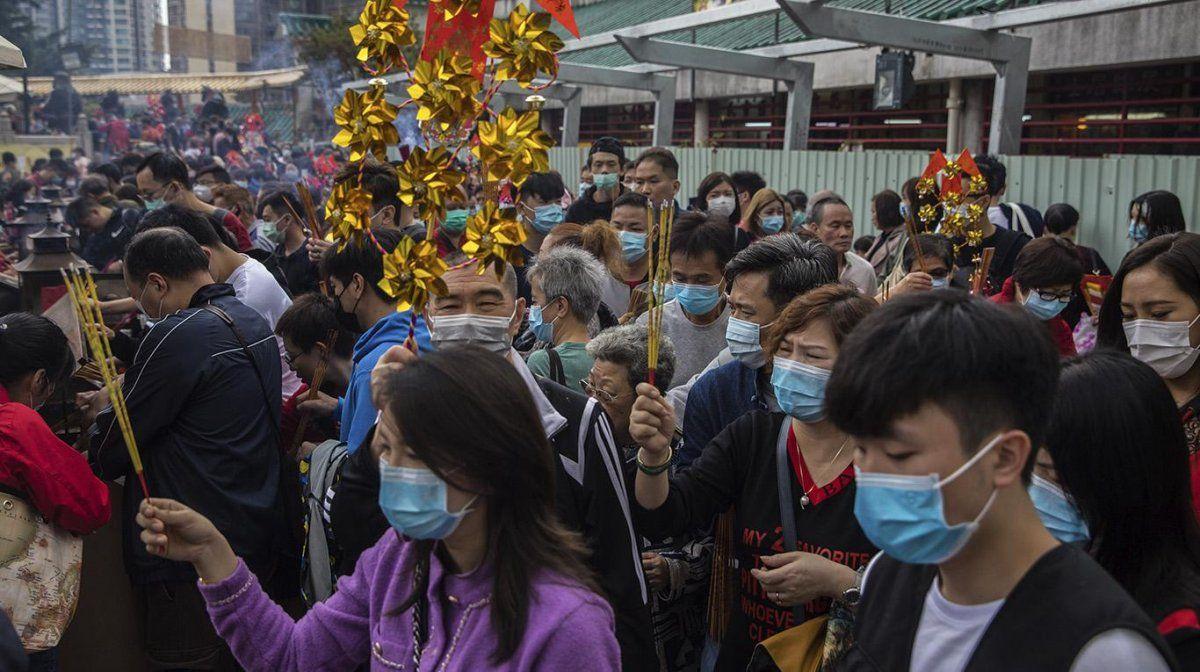 La epidemia generada en Wuhan causa alerta mundial.