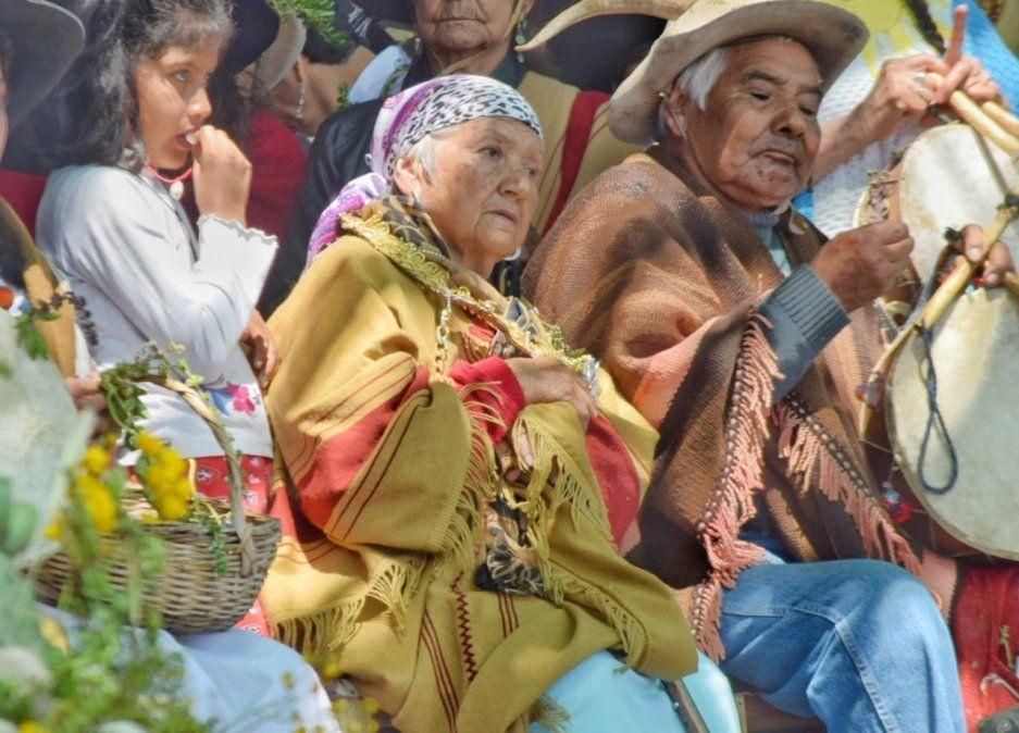 Una ceremonia tradicional que se lleva a cabo todos los años en Amaicha.
