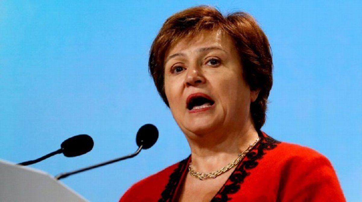 El FMI reconoció que el coronavirus repercute en la economía global