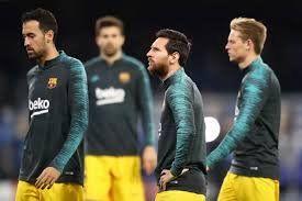 Messi entró en calor con Live is Life de fondo