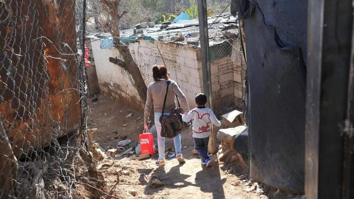 Unas 15.750.000 personas se encontraban en situación de pobreza.