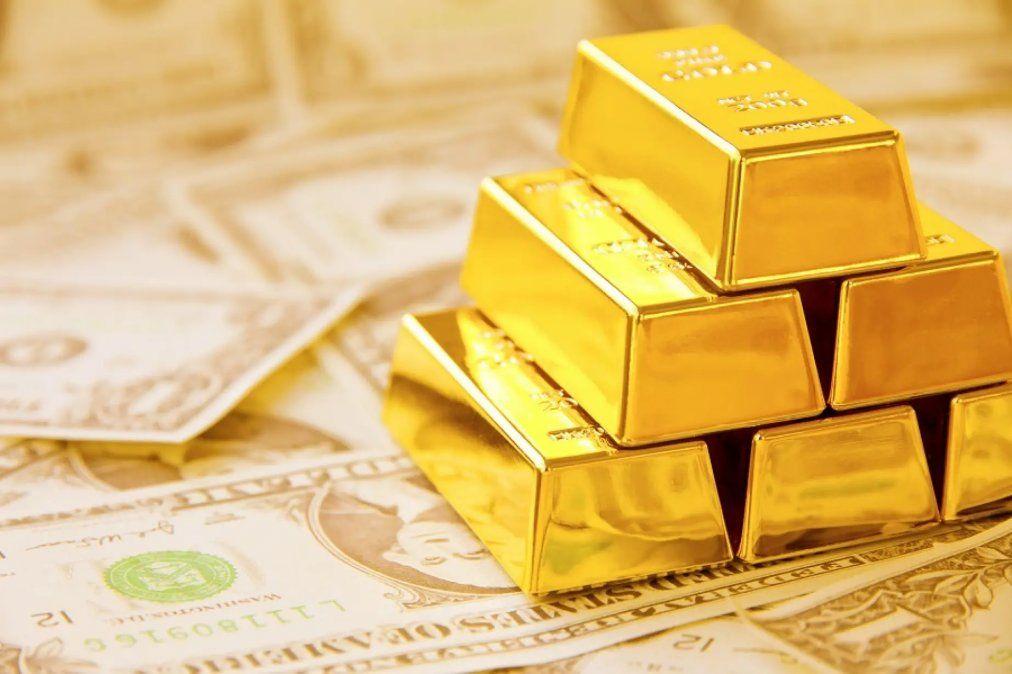 Fiebre del Oro: por el Coronavirus, el metal subió un 2,8%