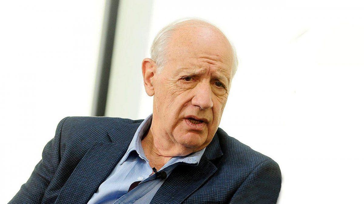 Lavagna se manifestó favorable a la modificación de las jubilaciones de privilegio.