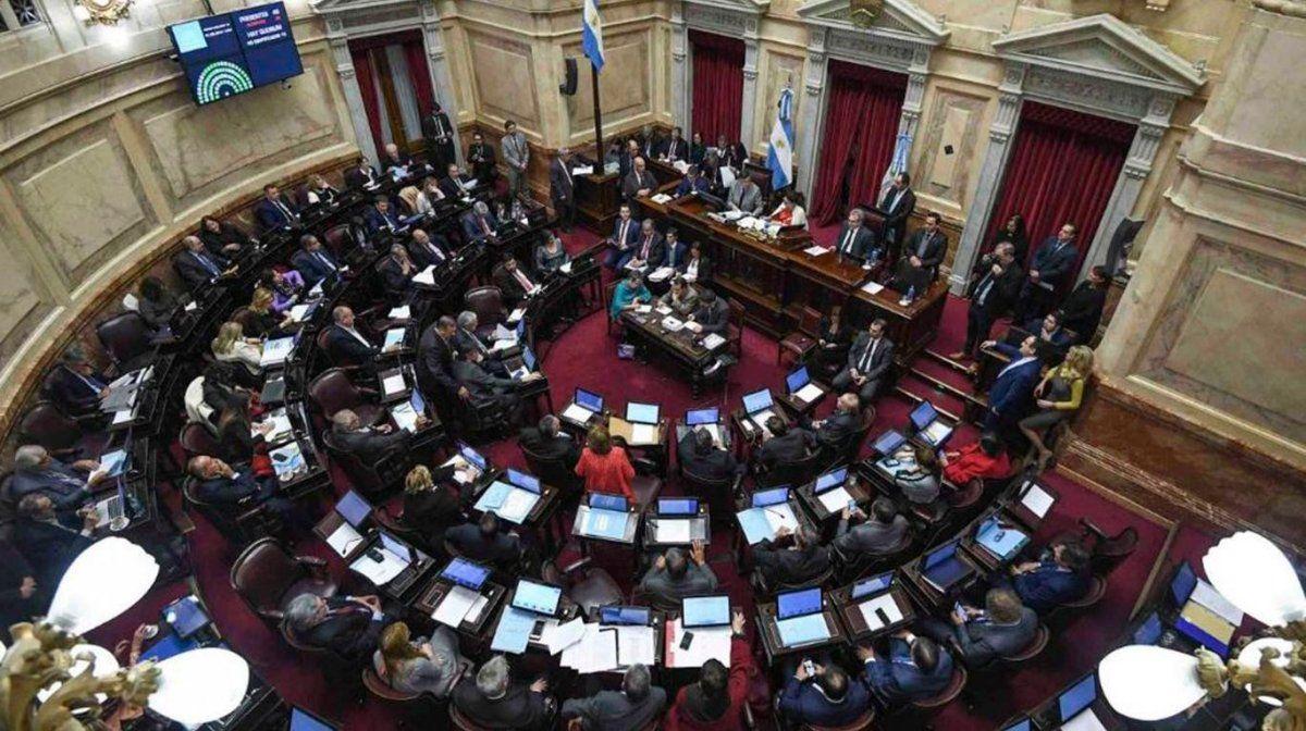Polémica por la cantidad de asesores en el Senado