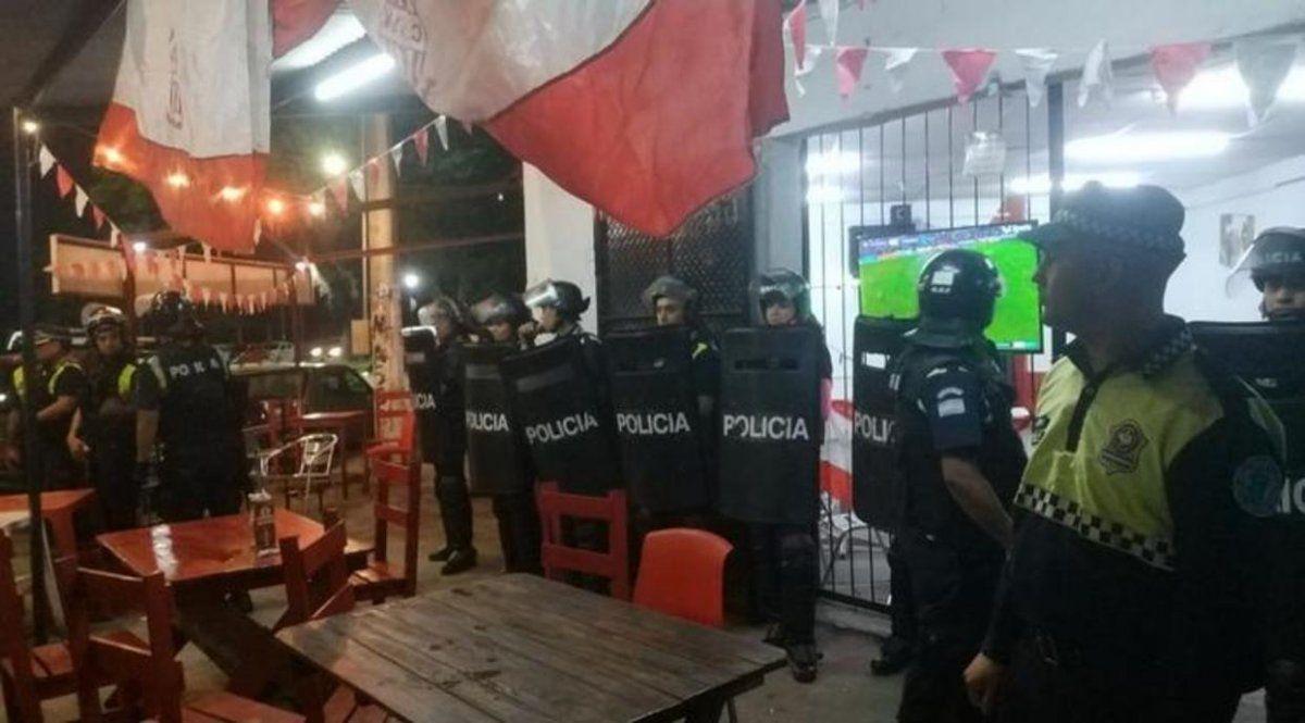 Los procedimientos fueron en la capital tucumana y en el interior.