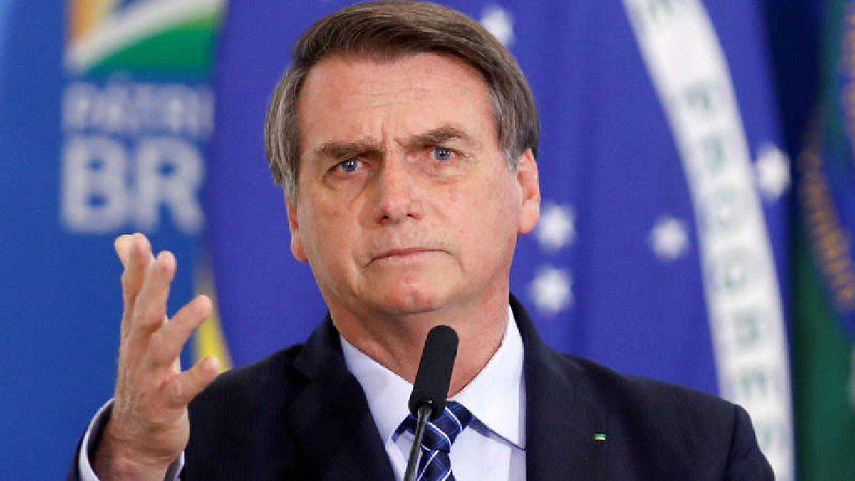 El presidente deBrasil