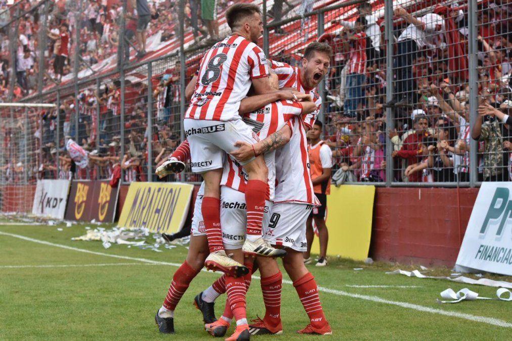 San Martín quiere lograr otro triunfo de visitante.