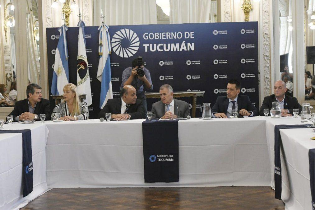 Coronavirus: suspenden los eventos públicos en Tucumán