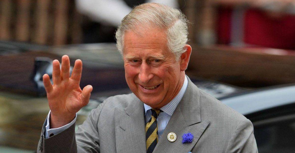 Coronavirus: el príncipe Carlos de Gales dio positivo