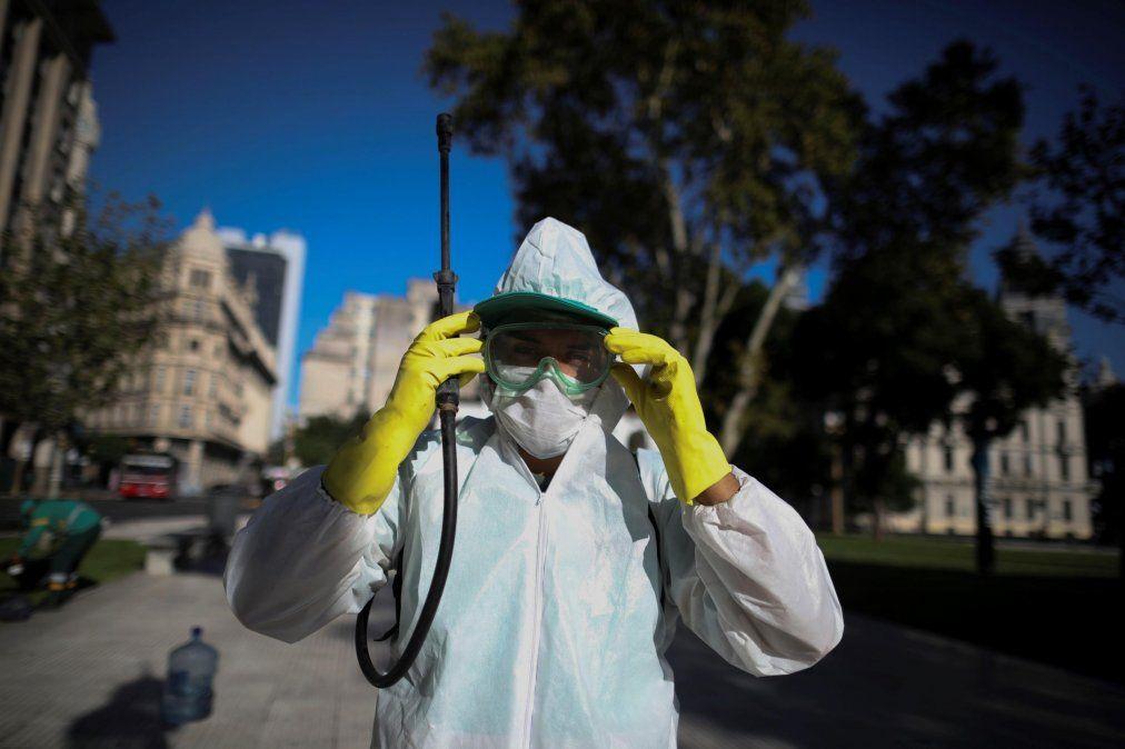 Coronavirus: murió una mujer en Chaco y suman ocho las víctimas fatales