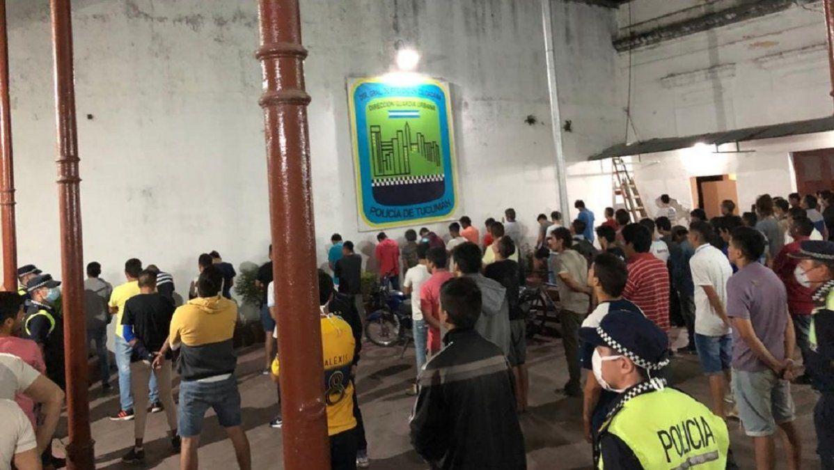 Cuarentena: infractores deberán hacer trabajos comunitarios