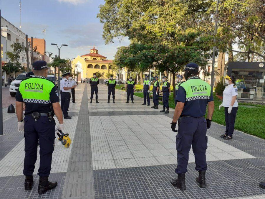 Cuarentena: Intensifican los controles en el sur provincial