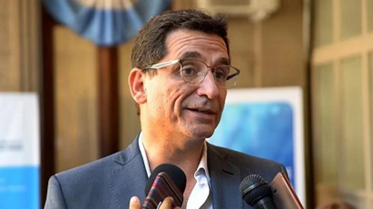 Gabriel Yedlin: Seguimos los lineamientos desde Nación