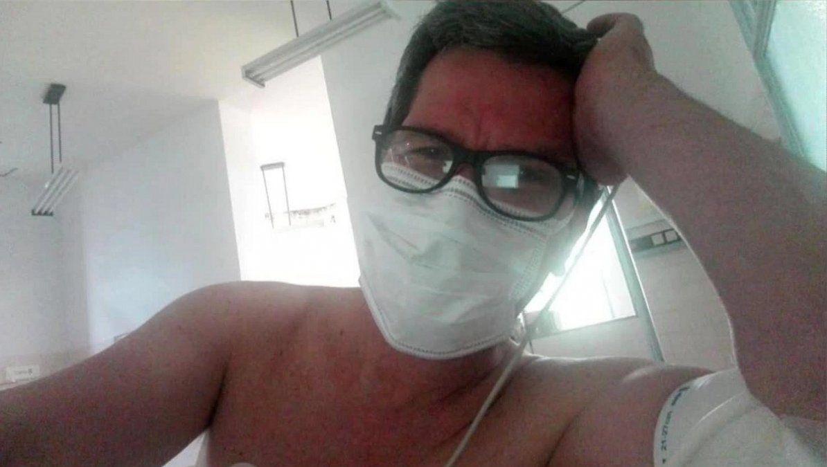 Coronavirus: la experiencia de un paciente recuperado