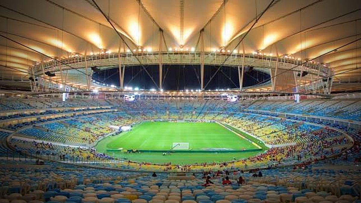El Maracaná fue escenario de las finales de los mundiales de fútbol en 1950 y 2014.