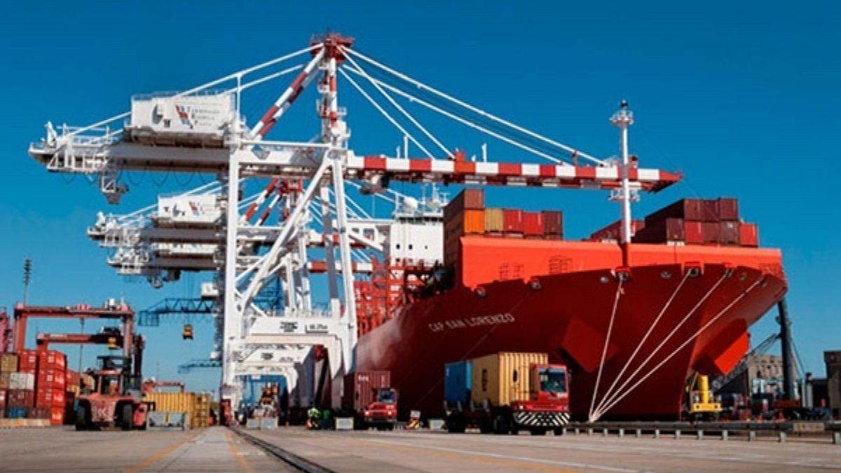 Cuarentena: solo recibirán buques con insumos esenciales