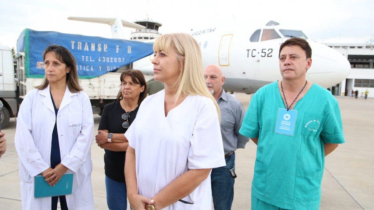 Coronavirus: desde este lunes los testeos se harán en la provincia