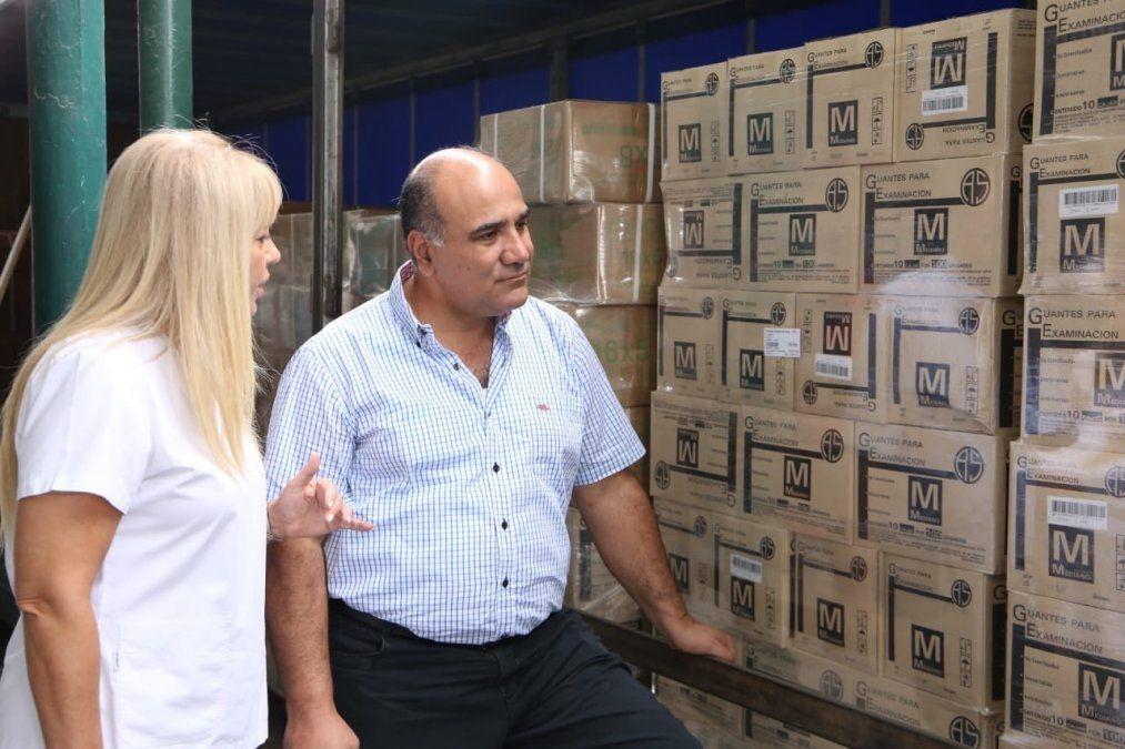 Salud: Continúa el abastecimiento de insumos médicos