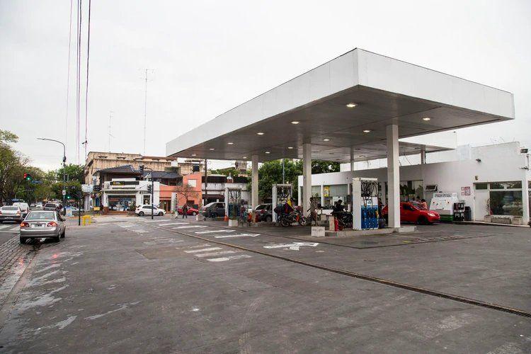Cay&oacute; el 90% la venta de combustibles en las <a href=