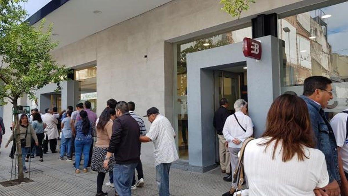 Bancos: cómo será hoy la atención