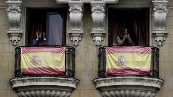 Coronavirus: España baja la cifra de muertes con 674 decesos