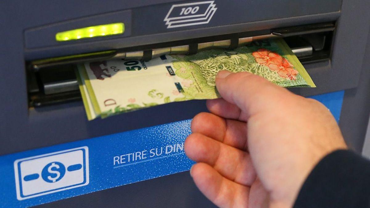 Cajeros automáticos: $15.000 será el mínimo de extracción diaria