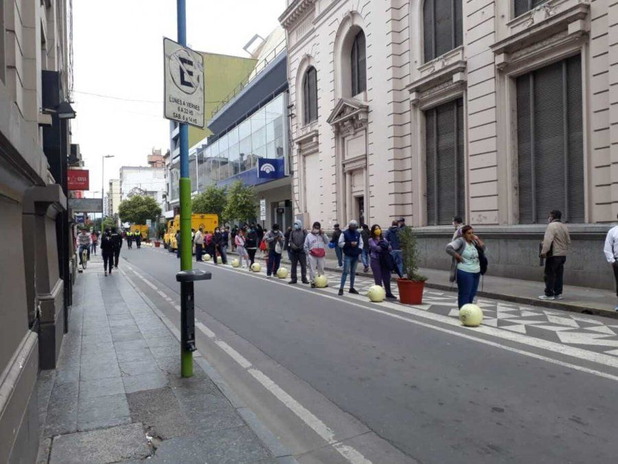 Bancos en Tucumán: ¿cómo será la atención a partir del lunes?
