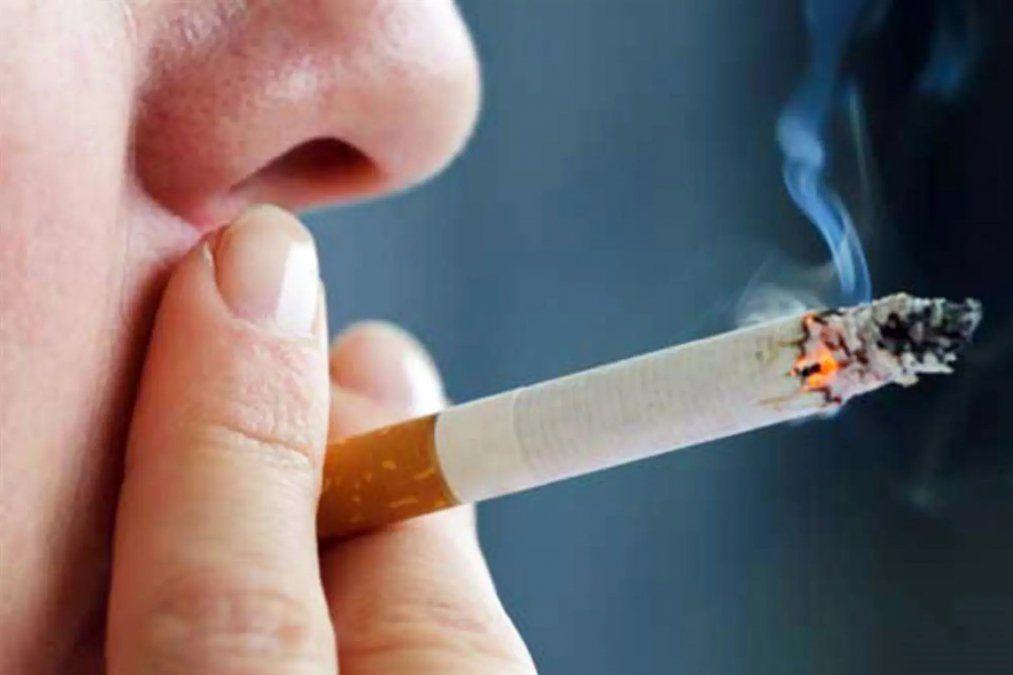 cuarentena: la industria de cigarrillos se encuentra frenada por la falta de producción.
